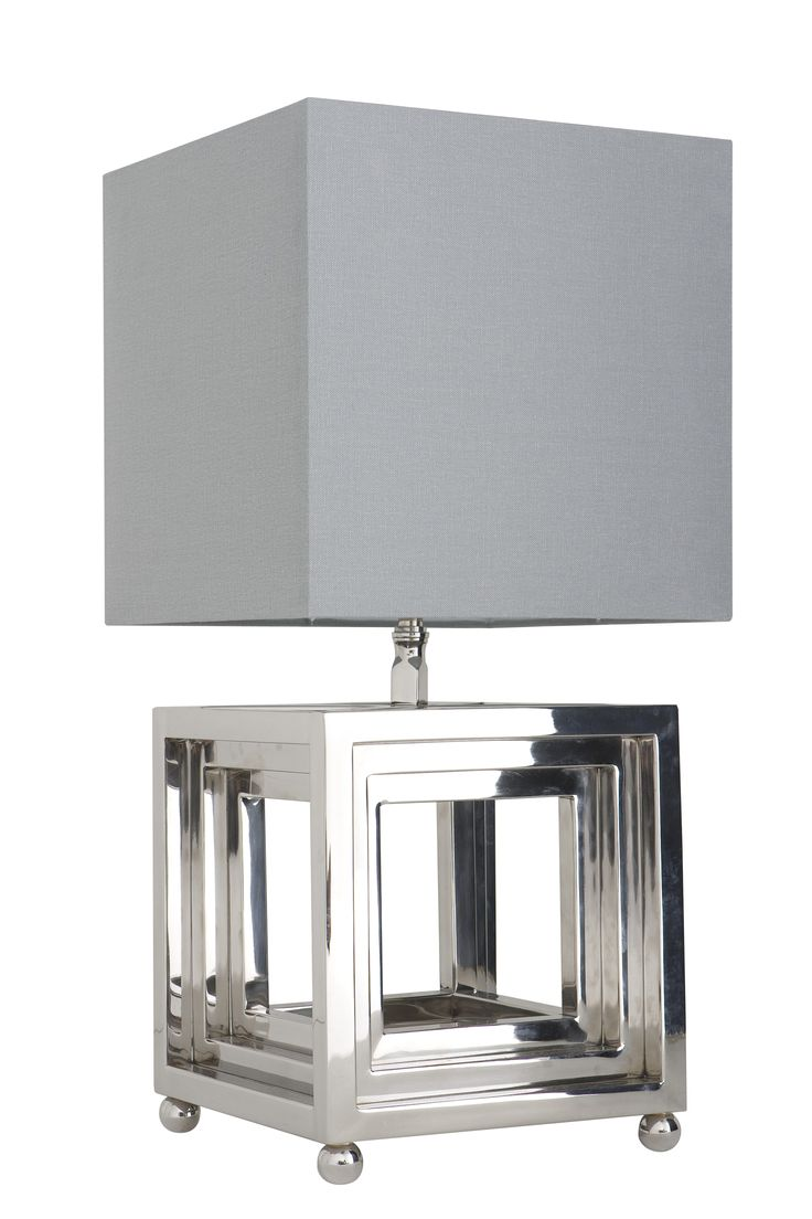 Bellagio Side Lamp, £325, sweetpeaandwillow.com