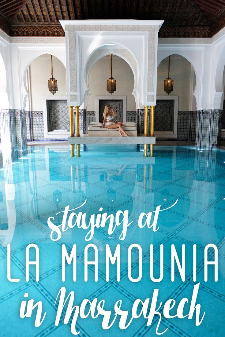La Mamounia Hote in Marrakech