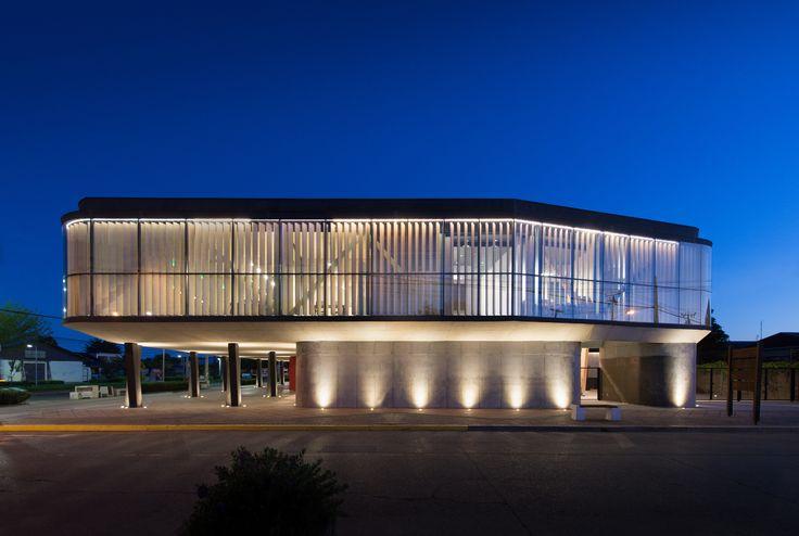 Galería de Centro Cultural Arauco / elton_léniz - 12