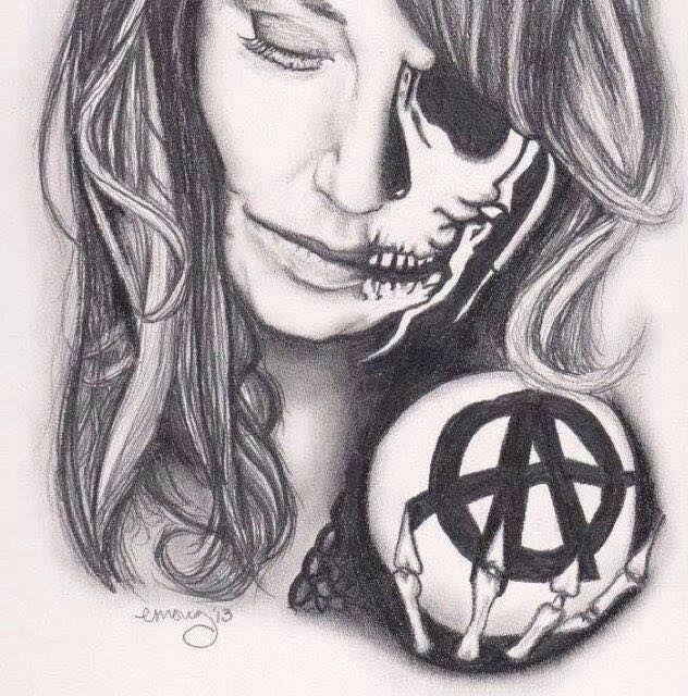 fan art Gemma Teller - Sons of Anarchy  #SonsofAnarchy #SOA #SAMCRO #RedwoodOriginal #GemmaTeller #KateySagal