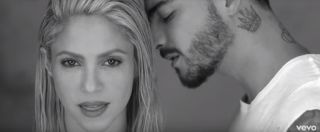 Watch Shakira's New Music 'Trap' Video Ft Maluma