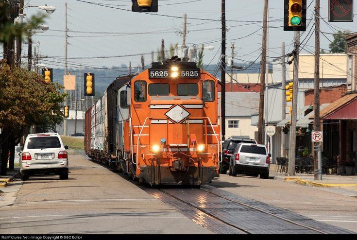 RailPictures.Net Photo: ATN 5625 Alabama & Tennessee River EMD GP20 at Gadsden, Alabama by S&C Editor