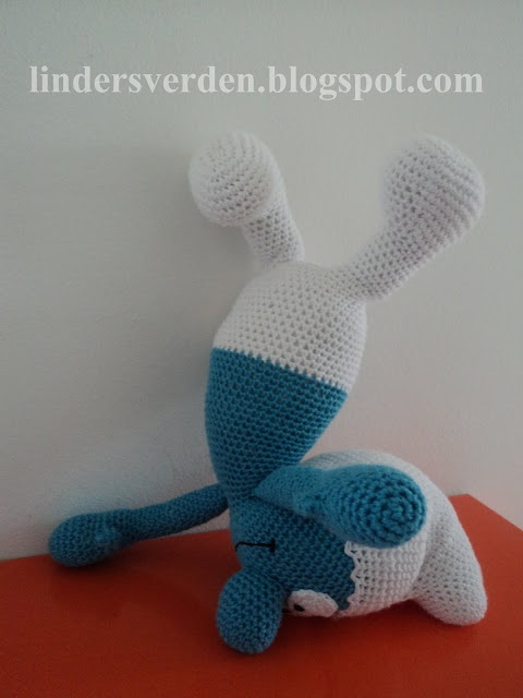 Smurf free pattern