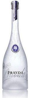 Pravda Vodka (750ml, 40.0%)