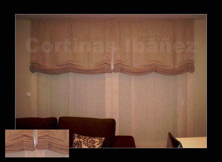 M s de 25 ideas incre bles sobre visillos para ventanas en - Estores de lino ...