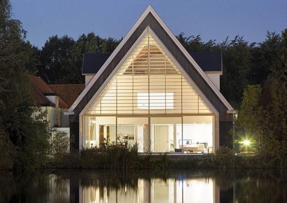 home in a house Ruud Visser Architecten