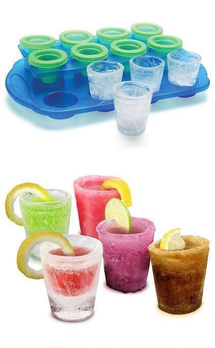 Ice Shot Set ♥ Great Party Idea!