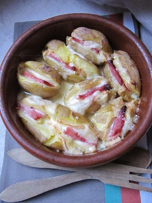 17 best images about pommes de terre farcies on pinterest - Macaron herve cuisine ...