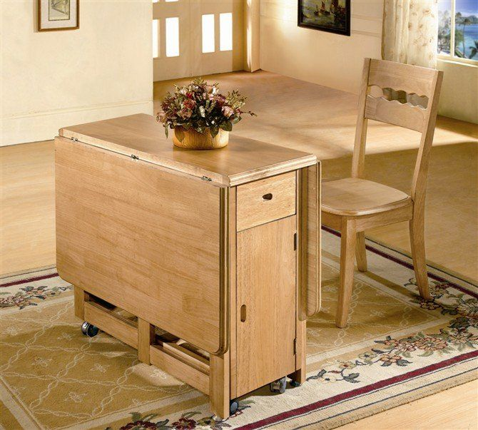 17 best images about tiny house table on pinterest small kitchens dining table chairs and - Foldable dining tables for small spaces ...