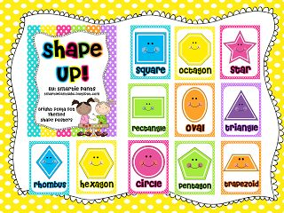 Free Shape Posters!