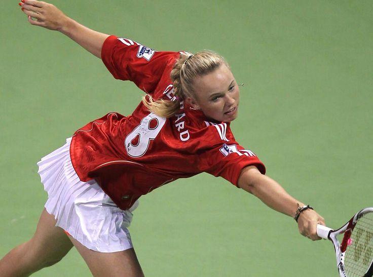 """Tennis Star """"Caroline Wosniacki"""""""