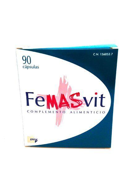 Femasvit es un complemento alimenticio para la mujer durante el periodo de embarazo que aporta las vitaminas y oligoelemntos necesarios.   ...