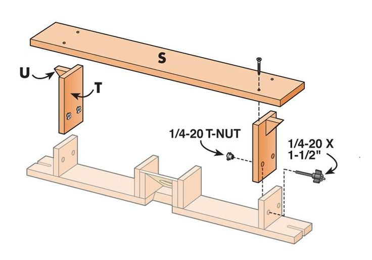 Soup Up Your Router Table By Dave Munkittrick Your router table will really sing with these great accessories. Like all good tools, our accessories will increase safety and improve results. Even though we designed them specifically for the Best Buy Router Table on page 39, they're easily adapted to use on almost any router-table system.   Click any image to view a larger version. Stop Blocks A stop block is …