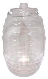 Aguas Frescas Vitrolero de plastico