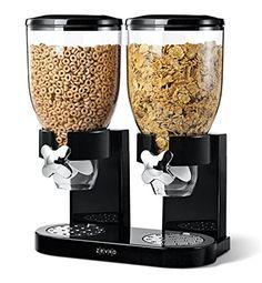 Rubies Zevro Distributeur de céréales/aliments secs (2 noir) -- préserver la fraîcheur du contrôle des Portions ZevrO http://www.amazon.fr/dp/B00013K8OO/ref=cm_sw_r_pi_dp_0r4Wwb1FRBSSG
