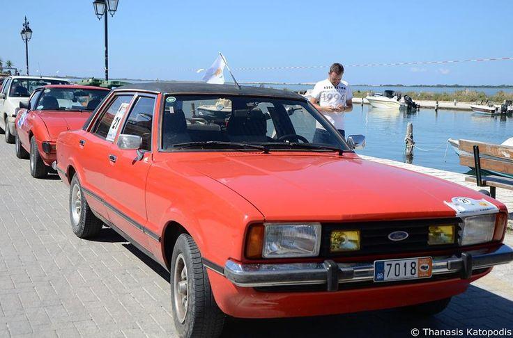 Ford Cortina 1.6 GL. 1980.