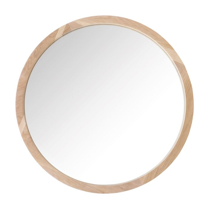 Made from American Oak imported from North America, the Spati range epitomises clean lines and a contemporary look and feel. This vertical mirror can be wall mounted or is available in a standing option.