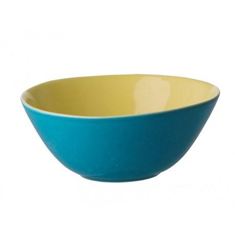 Ceramiczna miska two tone 1