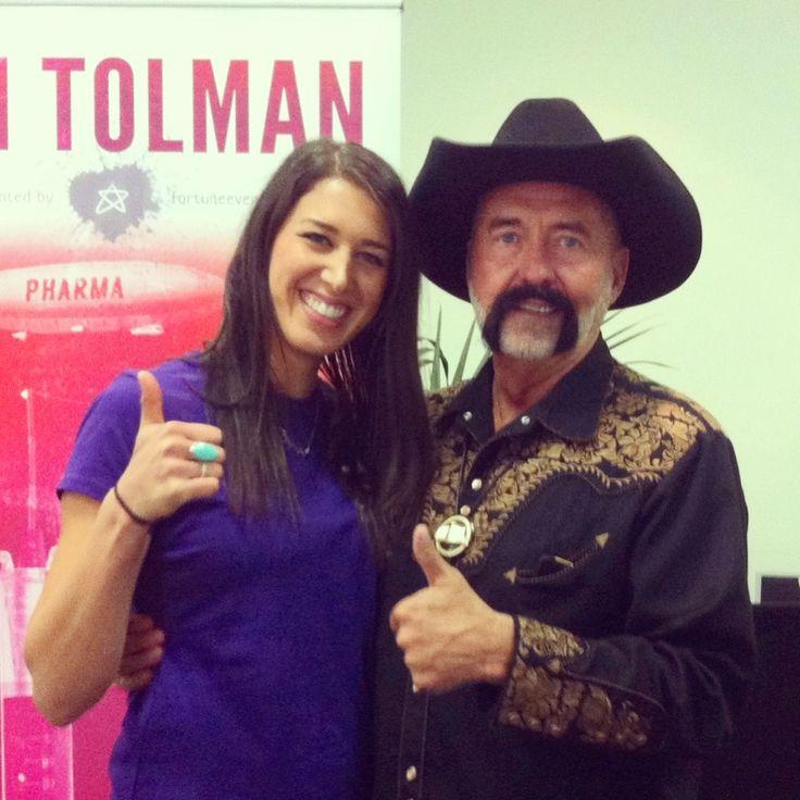 Love Don Tolman! What an incredible man. Teaches me so much!