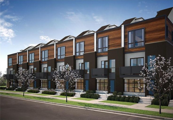 Townhouses For Sale In Denver