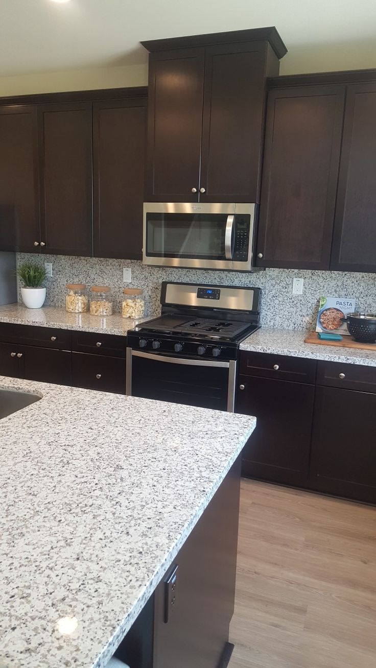 Vinyl Plank Flooring Black And White Granite Countertops