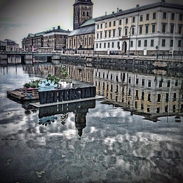 Vattenstad: Photo by @skyxwalker_ on #instagram pinned from Iconosquare – Instagram webviewer #gothenburg #göteborg