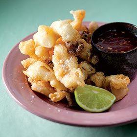 Tempura+squid+with+sweet+chilli+sauce