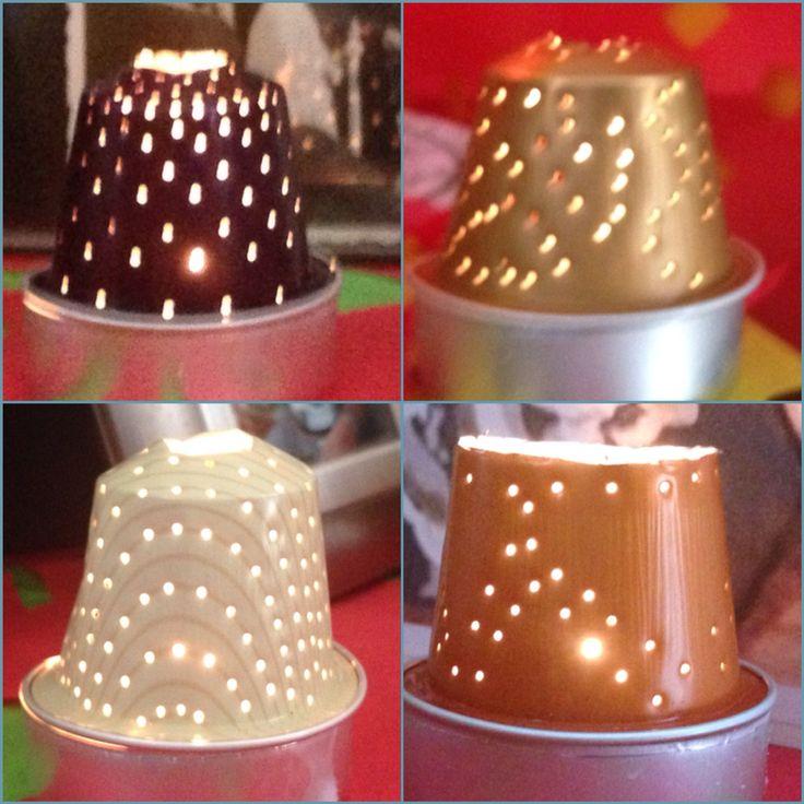 1000 images about nespresso cups knutselen en spelen on pinterest navidad natale and le 39 veon. Black Bedroom Furniture Sets. Home Design Ideas