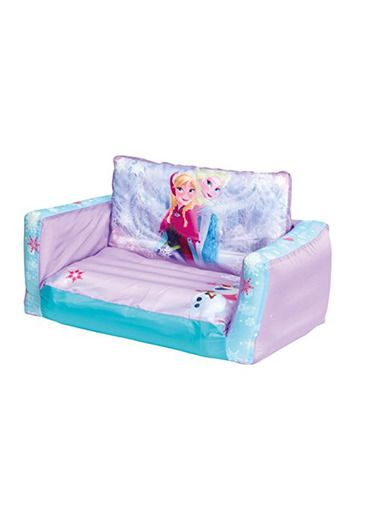 Disney Frozen, Anna And Elsa Inflatable Flip Out Sofa Http://www.