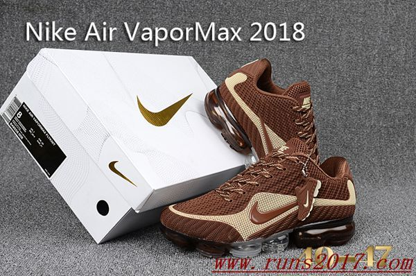 Nike Air Vapor Max 2018 Brown Beige Cheap Nike Air Max Nike Air All Nike Shoes