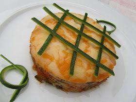 lasaña de calabacines, o calabacines en lasaña con thermomix,recetas para dieta con thermomix,