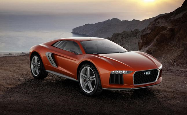 Audi Nanuk, Quattro Concepts Under Consideration for Production. For more, click http://www.autoguide.com/auto-news/2013/11/audi-nanuk-quattro-concepts-under-consideration-for-production.html