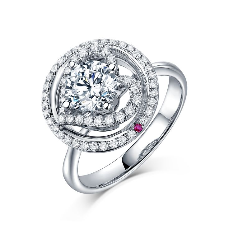A Heart's Promise 059 - Lao Feng Xiang Jewelry Canada