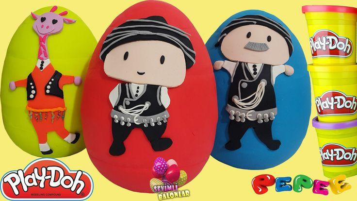 Pepee Dedesi ve Zulu 3 DEV Sürpriz Yumurta Açma Oyun Hamuru | Minions ve Harika Kanatlar ile   Pepee Dedesi ve Zulu 3 DEV Sürpriz Yumurta Açma Oyun Hamuru | Minions ve Harika Kanatlar ile