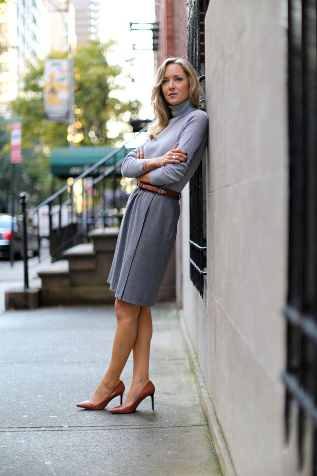 Work Wear Street Style Fall Fashion Trends 2013 New York