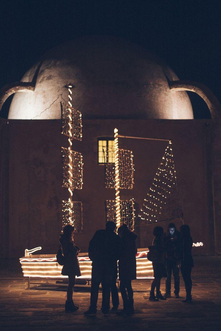 A holiday photo walk around Chania Crete.