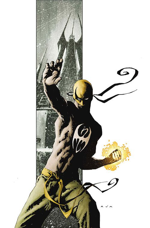 Iron Fist Showrunner - It looks like the Iron Fist TV series on Netflix is a go after all. Seems the Marvel brass have hired Dexter alum Scott Buck to serve as series showrunner. Good news, I guess, because for a while the rumor mill had the series being kiboshed  by Marvel in favor of a Netflix Punisher series ...