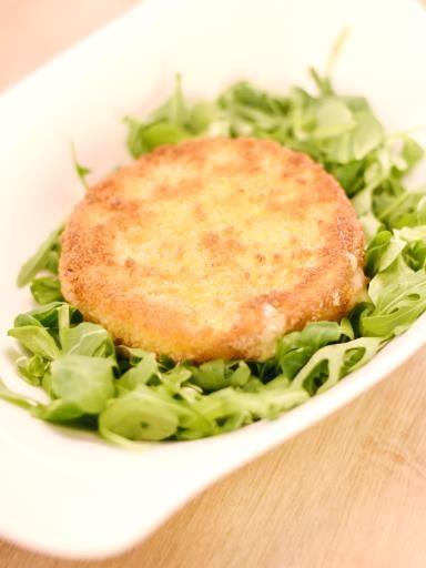 Camembert frit - Recette de cuisine Marmiton : une recette