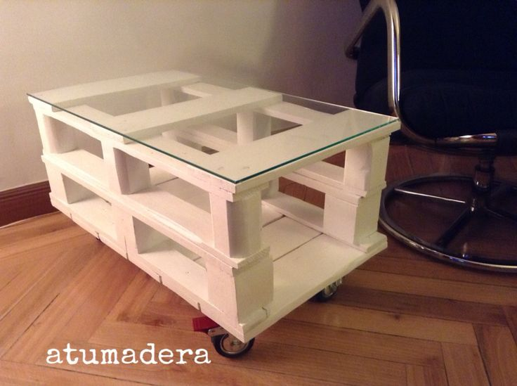 29 best images about muebles de atumadera on pinterest - Mesa de palets bricolaje ...