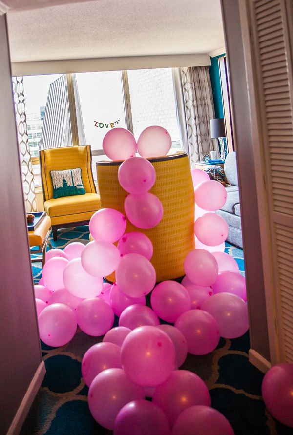 Parties at home are great, but I've been loving the recent trend of traveling with my girlfriends and celebrating special occasions on the road. Hotels can be a fun place to get away from it all – for birthdays, bridal showers, baby showers etc. Whether the hotel is local, or 3,000 miles away, hosting a …