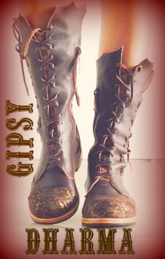 Availablefordelivery within 3-21 days Get your steampunk outfits complete with new steaming hot boots ;)