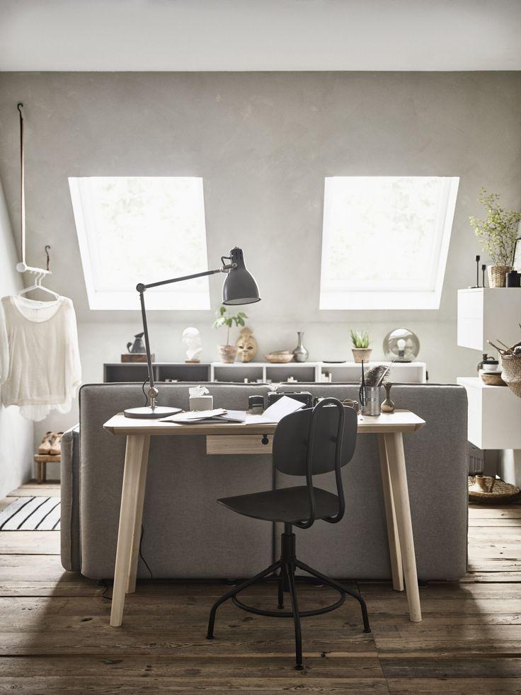 25 best ideas about bureau ikea on pinterest desks ikea. Black Bedroom Furniture Sets. Home Design Ideas
