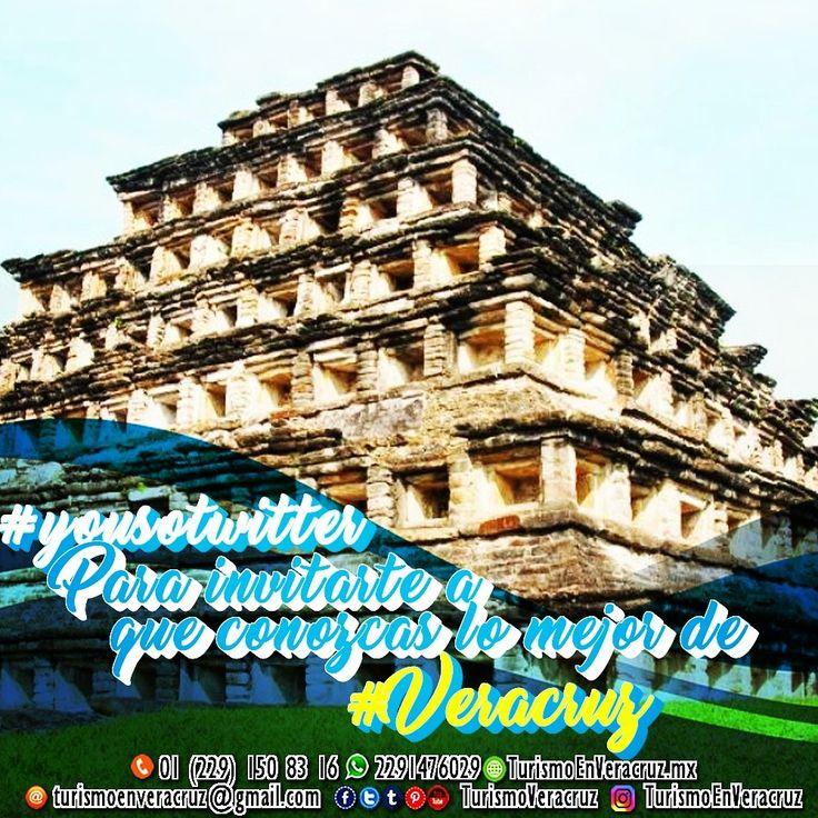 #YoUsoTwitter para invitarte a que conozcas lo #mejor de #Veracruz 📞01 229 1508316 📱 WhatsApp 2291476029 📨 turismoenveracruz@gmail.com 🌐 http://www.turismoenveracruz.mx #tour #tours #viajes #tajin