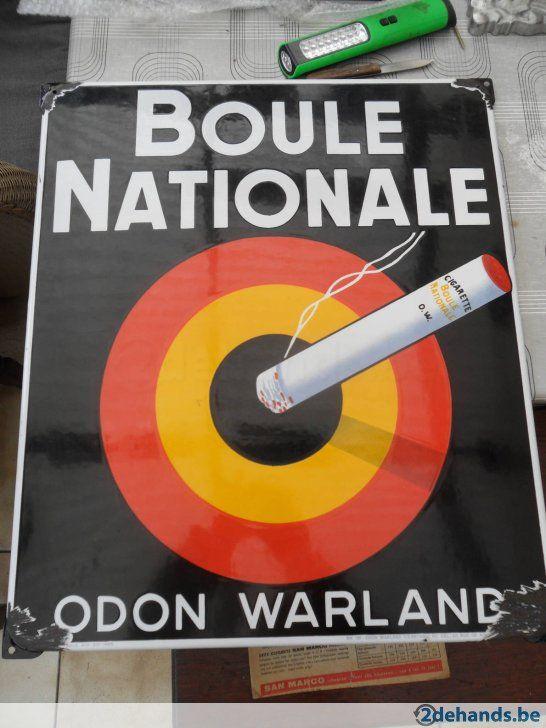 boull national 1935