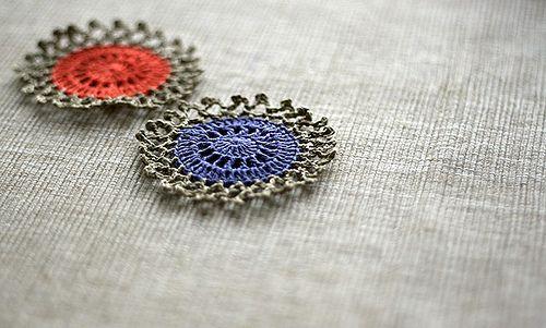 Crochet motifs | Flickr: Intercambio de fotos
