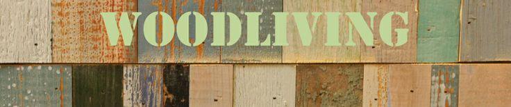 Woodliving - speciallavede møbler af genbrugt træ