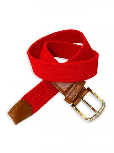 Red belt for man #SS17