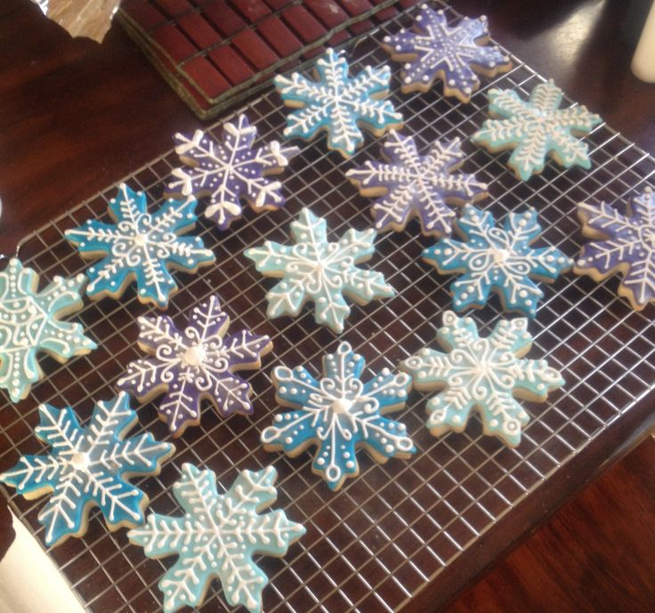 Frozen!! via Craftsy