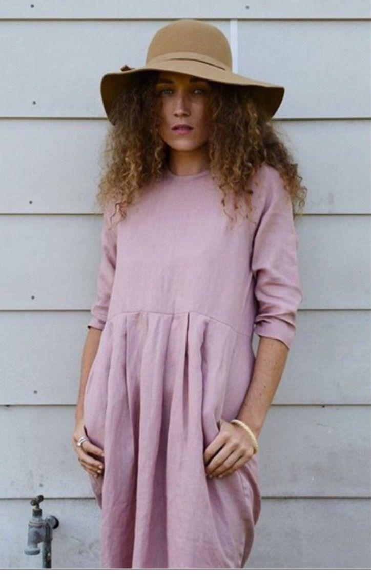 Linen Mary Jane dress @nortjebygeraldine store in Berry NSW