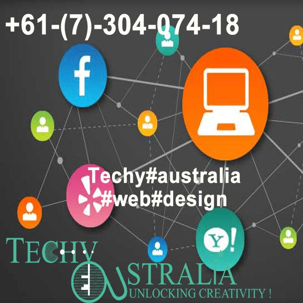 +61-(7)-30-40-7418 Techy Australia  Build an Effective Online Marketing Strategy